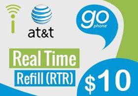Picture of at&t go phone $10.00 - RTR