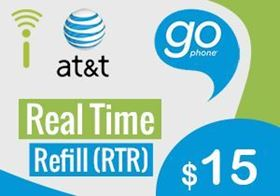 Picture of at&t go phone $15.00 - RTR