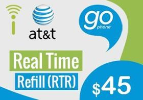 Picture of at&t go phone $45.00 - RTR