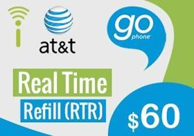 Picture of at&t go phone $60.00 - RTR