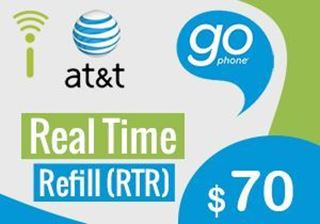 Picture of at&t go phone $70.00 - RTR