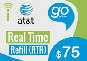 Picture of at&t go phone $75.00 - RTR