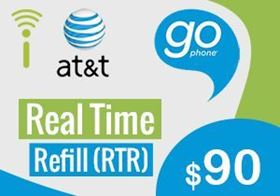 Picture of at&t go phone $90.00 - RTR