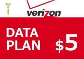 Picture of Verizon Data Plan $5.00